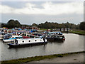 SD7200 : Bridgewater Marina, Boothstown by David Dixon