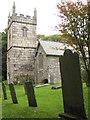 SW7827 : Mawnan Church by Philip Halling