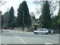 SP1191 : Junction of Spring Lane / Kingsbury Road by Michael Westley