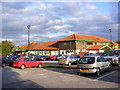 TM3877 : CoOperative Supermarket, Halesworth by Adrian Cable
