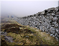J2826 : The Mourne Wall, Carn Mountain by Rossographer