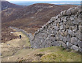 J3328 : The Mourne Wall, Slieve Corragh by Rossographer