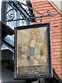 TQ8209 : Sign on House by Oast House Archive