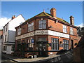 TQ8209 : The Crown Inn, Hastings by Oast House Archive