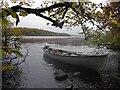 G8954 : Boat, Inishkeen Island by Kenneth  Allen