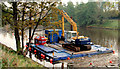 J3371 : Dredging the River Lagan, Belfast -  2010/11 (42) : Week 44