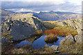 NY2901 : Small tarn on Birk Fell : Week 43
