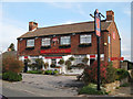 TQ6332 : The Red Lion, Wadhurst by Oast House Archive