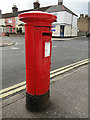 TM5393 : GRv pillar box by Adrian S Pye