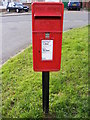 TM3876 : Dukes Drive Postbox by Adrian Cable