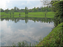 ST9870 : Bowood Lake by Trevor Rickard