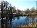 Dist:0.7km<br/>Just east of Kirkintilloch.