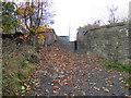 SD7706 : Nickerhole Bridge by David Dixon