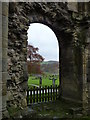SE0754 : From the ruins of Bolton Priory by Peter Barr