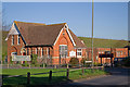 Dist:0.8km<br/>Former school, now housing a nursery.  The new school is in Rectory Close, a few hundred yards west of here.