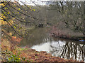SD7406 : River Croal, Farnworth by David Dixon
