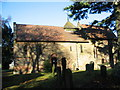 SP3085 : Corley Church, south side by E Gammie