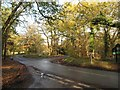 SU9484 : Junction by Burnham Beeches by Derek Harper