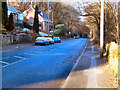 SD7113 : Blackburn Road (A666), Eagley by David Dixon
