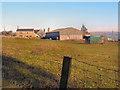 SD7214 : Holts Fold Farm by David Dixon