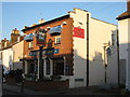 TQ4069 : The Anglesey Arms, Public House, Bromley by David Anstiss