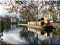 TQ2681 : Little Venice from the gardens to the east by Peter