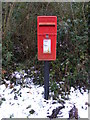 TM3982 : Moat Farm Postbox by Adrian Cable