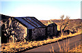 NC8956 : Ruined outbuilding and workshop at Craigton, Strath Halladale by Evelyn Simak