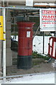 TQ2078 : Postbox W4 36, Heathfield Terrace/Sutton Court Road by Alan Murray-Rust