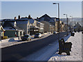 SN6090 : Borth under snow : Week 51