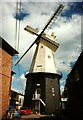 TQ7735 : Windmill at Cranbrook by Roger Smith