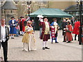 TQ8109 : Town Crier Competiton by Oast House Archive