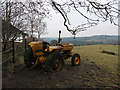 SJ8759 : Tractors graveyard (1) by Stephen Craven