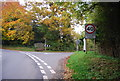 TQ4533 : Entering the Ashdown Forest (B2110) by Nigel Chadwick