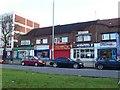 SP0179 : Shops at Northfield by Nigel Mykura