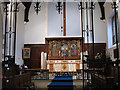 TQ4272 : Chancel of St Andrew's church by Stephen Craven