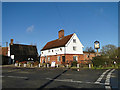 TM3570 : The White Horse public house, Peasenhall by Adrian S Pye