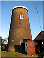 TG4210 : Stokesby towermill by Evelyn Simak