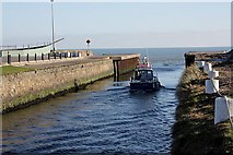 T2056 : Courtown Harbour by kevin higgins
