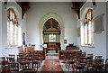 TL4137 : St Nicholas, Little Chishill - East end by John Salmon