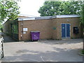 SU8971 : Telephone Exchange, Winkfield Row by David Hillas
