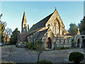 TQ3259 : All Saints, Kenley by Robin Webster