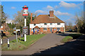 TQ9249 : The Red Lion, Charing heath by Oast House Archive