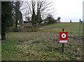 SP9901 : Entrance to Rowan Tree Farm by Graham Horn