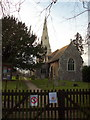 TL1569 : Grafham Parish Church by Paul Shreeve