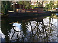 Dist:0.5km<br/>An old tug, built by J.S. Watson of Gainsborough, Lincolnshire in 1932 and bought by the London Borough of St Marylebone. It carried refuse.