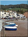 SY1287 : Sidmouth Seafront : Week 7