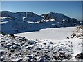 NH0121 : Lochan on the south ridge of A' Ghlas-bheinn : Week 7