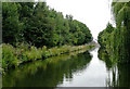 SP0579 : Canal north of King's Norton Junction, Birmingham by Roger  Kidd
