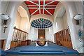 TQ3274 : St Faith, Red Post Hill, North Dulwich -  Chancel : Week 9